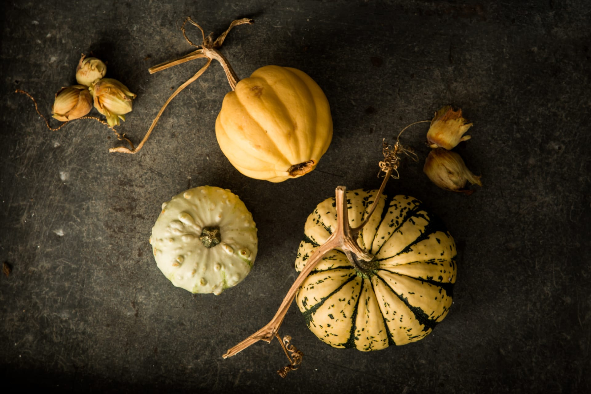 Foodfotografie - Pompoenen